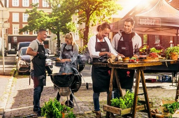 Bbq Workshop in Brabant