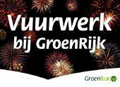 Het beste en goedkoopste vuurwerk koopt u bij GroenRijk Tilburg